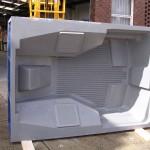 Police van liner tool